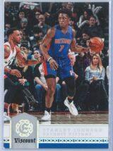 Stanley Johnson Panini Excalibur Basketball 2016-17 Base Viscount Parallel