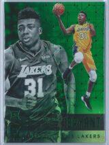 Thomas Bryant Panini Essentials Basketball 2017-18 Base Green  RC