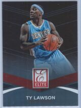 Ty Lawson Panini Donruss Basketball 2014-15 Elite
