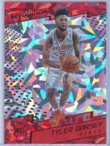 Tyler Dorsey Panini Revolution Basketball 2017-18 Base Chinese New Year Parallel  RC