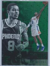 Tyler Ulis Panini Essentials Basketball 2017-18 Base Green