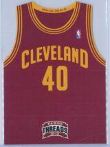 Tyler Zeller Panini Threads Basketball 2012-13 Rookie Team Threads