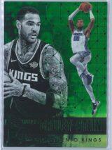 Willie Cauley-Stein Panini Essentials Basketball 2017-18 Base Green