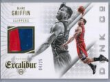 Blake Griffin Panini Excalibur 2014 15 Dunk Co Patch Gold 0425 1 scaled