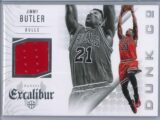 Jimmy Butler Panini Excalibur 2014 15 Dunk Co Patch 1 scaled