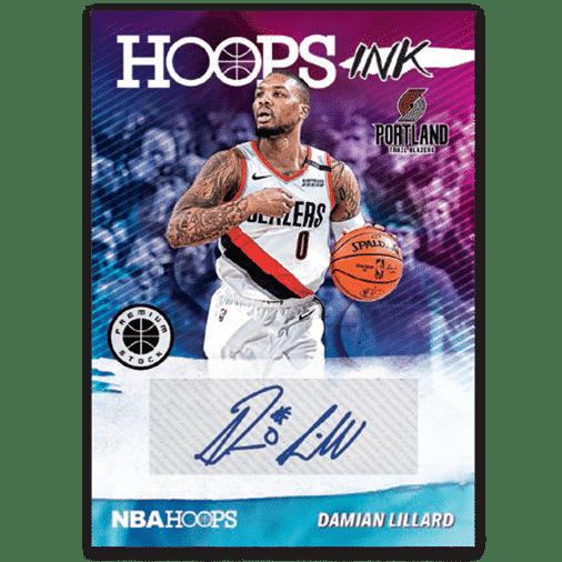NBA Hoops Premium Hoops Ink