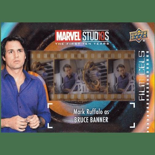 Upper Deck Marvel Studios First Ten Years Film Cels Bruce Banner